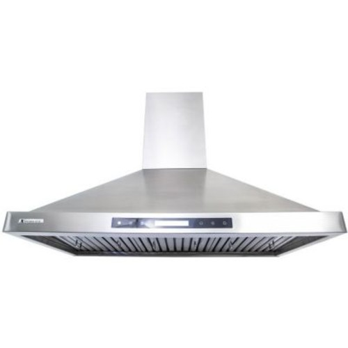 Xtreme Air 36'' Pro-X 900 CFM Ducted Wall Mount Range Hood