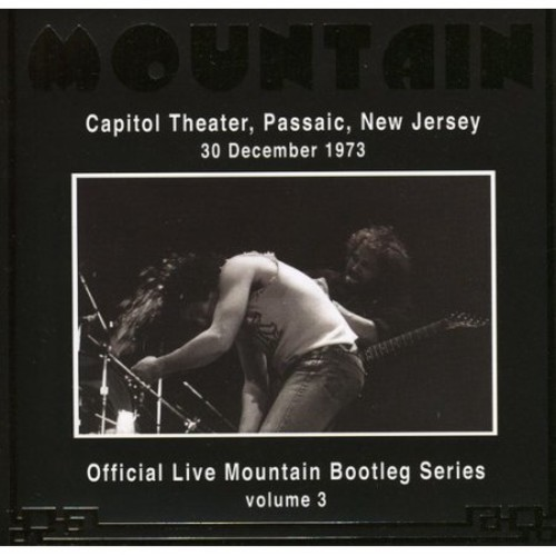 Official Bootleg, Vol. 3: Live At Capitol Theatre NJ 1973