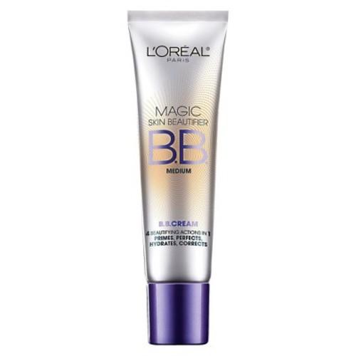 L'Oral Paris Magic Skin Beautifier BB Cream, Medium, 1 fl. oz. [Medium]