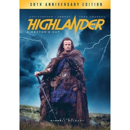 Highlander (30th Anniversary) (DVD)