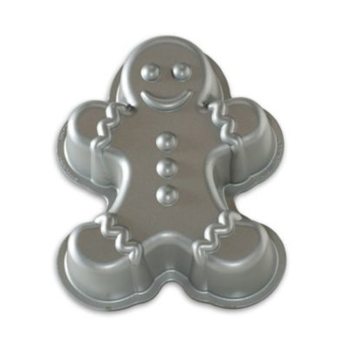 Nordic Ware Gingerbread Man Nonstick Cake Pan