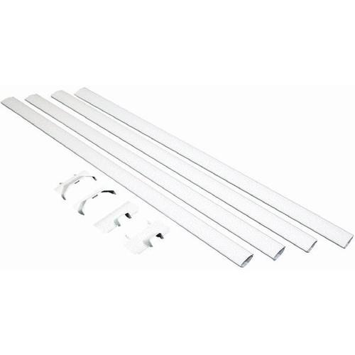 Wiremold - CornerMate Cord Cover Kit - White
