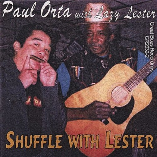 Shuffle with Lester [CD]