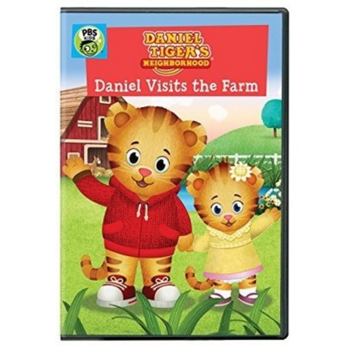 Daniel tiger's neighborhood:Daniel vi (DVD)