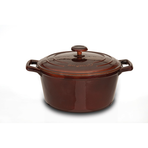 BergHOFF Neo Cast Iron Round Covered Dutch Oven 9 1/2