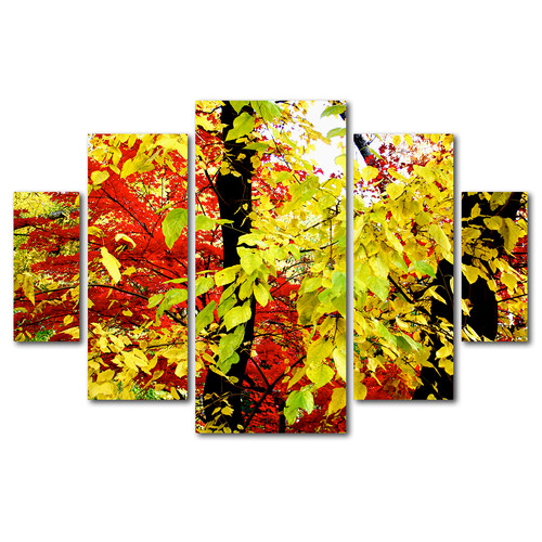 Trademark Global Ariane Moshayedi 'Foliage' Multi Panel Art Set