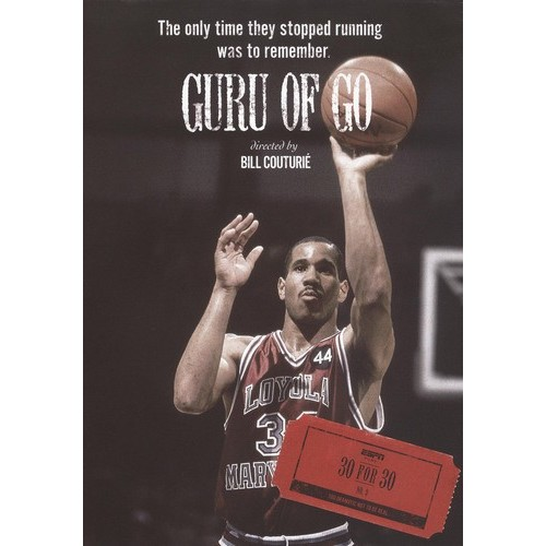 ESPN Films 30 for 30: Guru of Go [DVD] [2010]