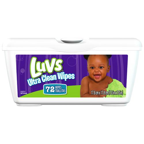 Luvs Wipes