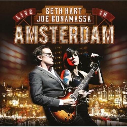 BETH & JOE BONAMASSA HART - LIVE IN AMSTERDAM