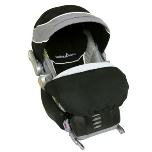 Baby Trend Flex Loc Infant Car Seat, Phantom, 5-30 Pounds [Phantom, 5-30 Pounds]