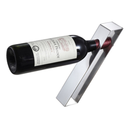 Visol Barolo Stainless Steel Wine Bottle Holder