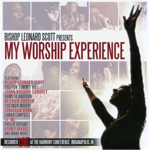My Worship Experience [CD]