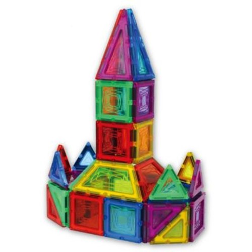 Popular Playthings 100-Piece MagSnaps Set