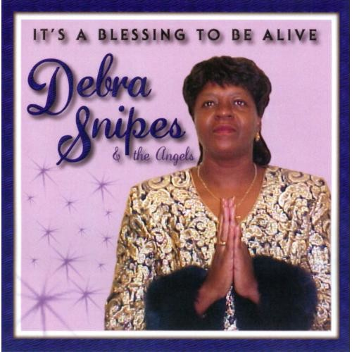 It's a Blessing to Be Alive [CD]
