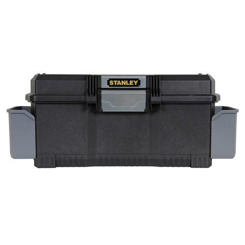 Stanley 24 in. 1-Touch Latch Tool Box with Side Pockets