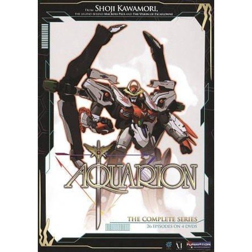 Aquarion: The Complete Series (S.A.V.E.) (DVD)