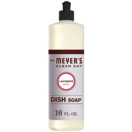 Mrs. Meyer's Lavender Liquid Dish Soap - 16 fl oz