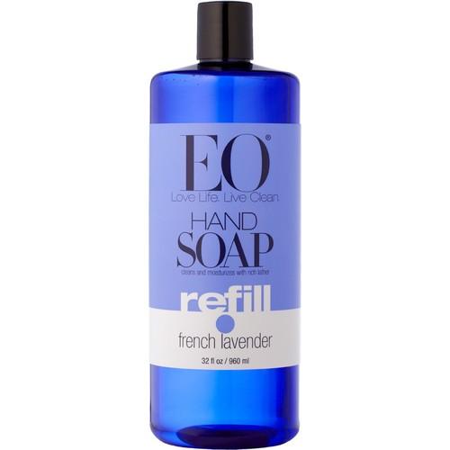 EO Hand Soap Refill, French Lavender, 32 Fl Oz