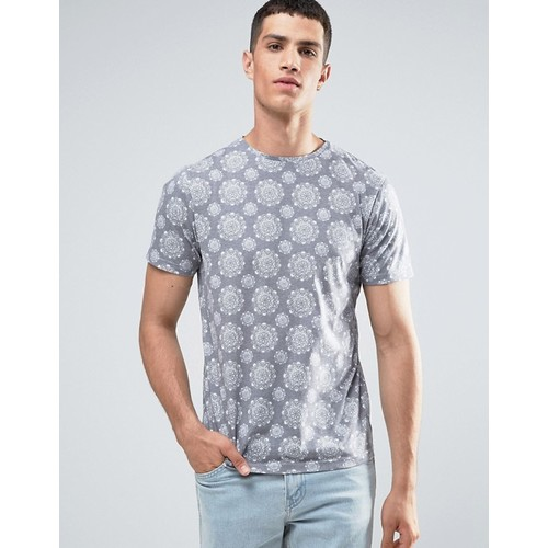 Another Influence Circle Pattern T-Shirt