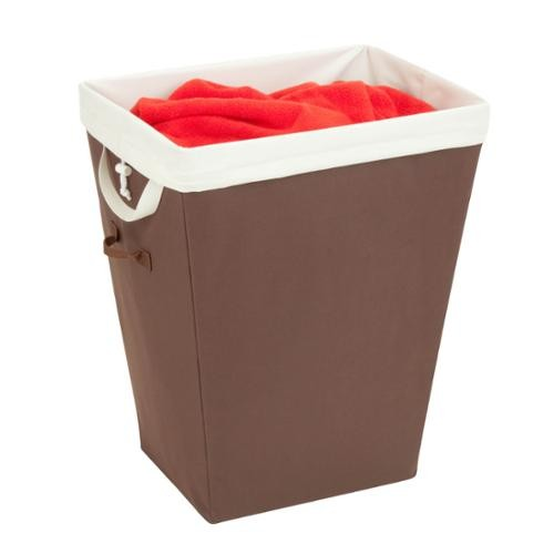 Honey Can Do Large Brown Nested Laundry Hamper