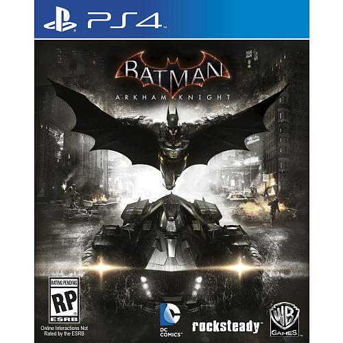 Batman: Arkham Knight for Sony PS4