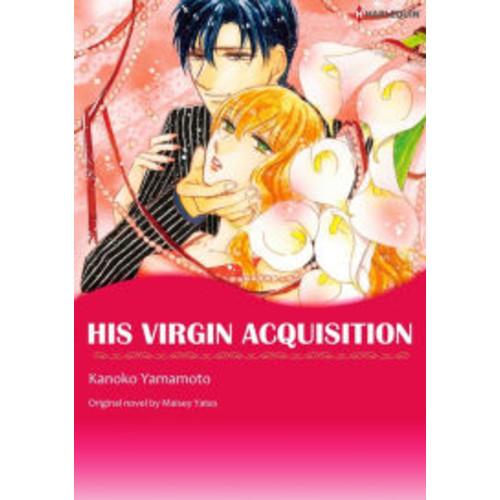 HIS VIRGIN ACQUISITION: Harlequin comics