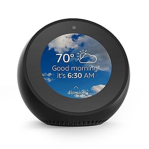 Amazon Echo Spot in Black