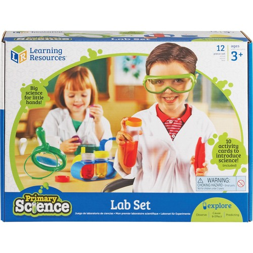 Learning Resources Science Lab Set Ast