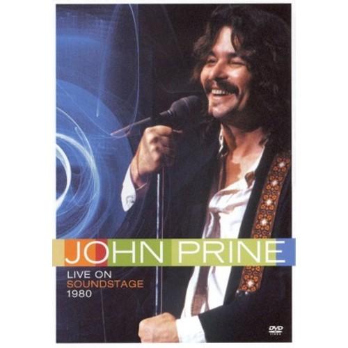 John Prine Live On Soundstage 1980