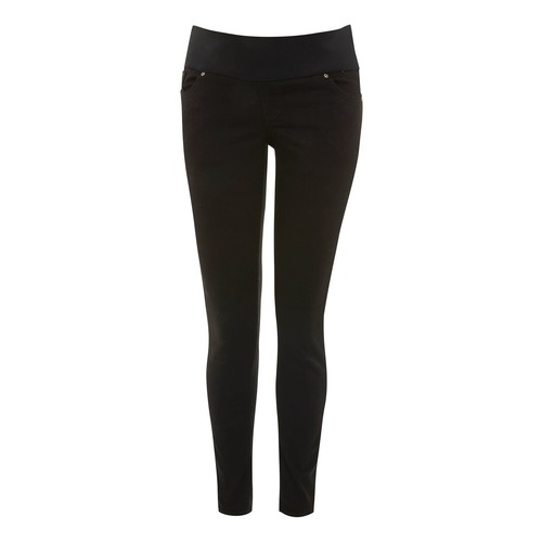 MATERNITY Black Jamie Jeans