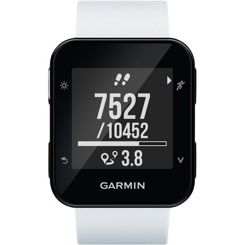 Garmin - Forerunner 35 GPS Watch - White
