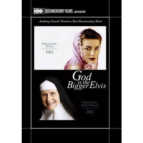 God Is the Bigger Elvis [DVD] [2011]