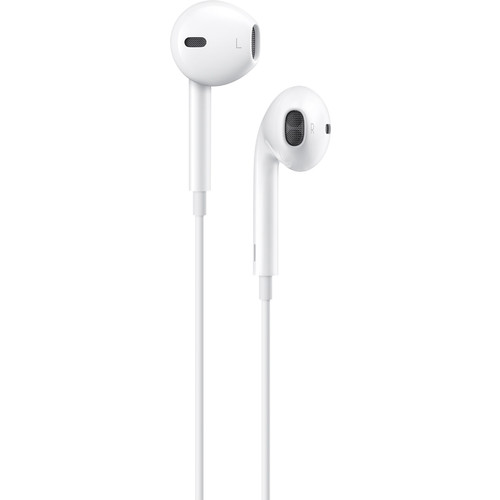 Apple - EarPods with Lightning Connector - White