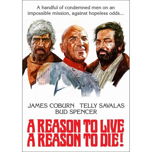 A Reason to Live, A Reason to Die! [DVD] [1972]
