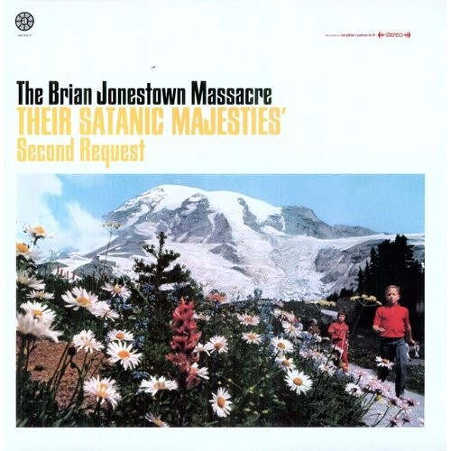 Their Satanic Majesties' Second Request [CD]
