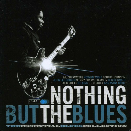 NOTHING BUT THE BLUES - NOTHING BUT THE BLUES