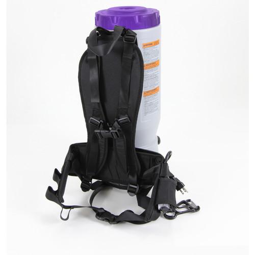Proteam Super CoachVac 10 Quart Backpack Vacuum Cleaner