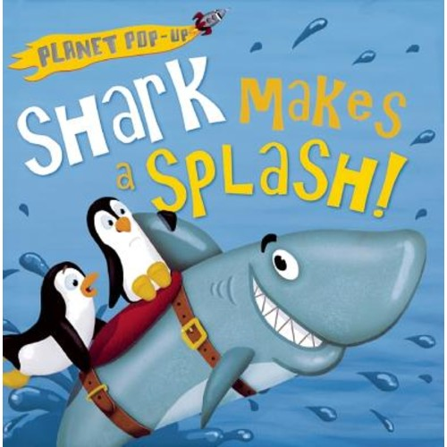 Shark Makes a Splash!