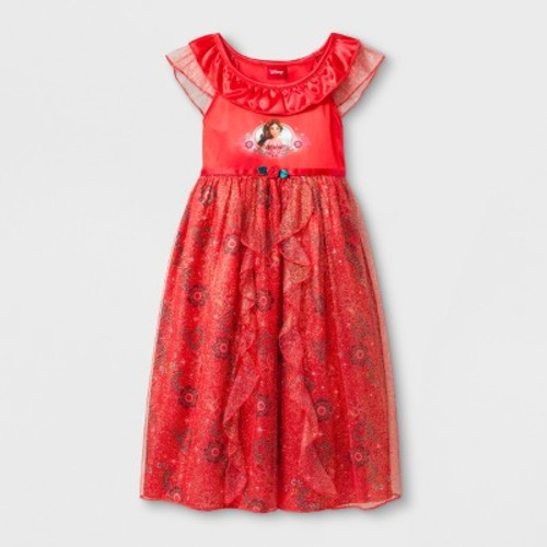 Toddler Girls' Disney Elena of Avalor Gown - Red