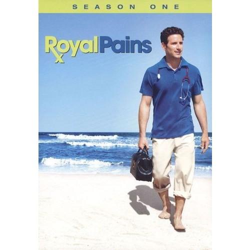 Royal Pains: Season One [3 Discs] [DVD]