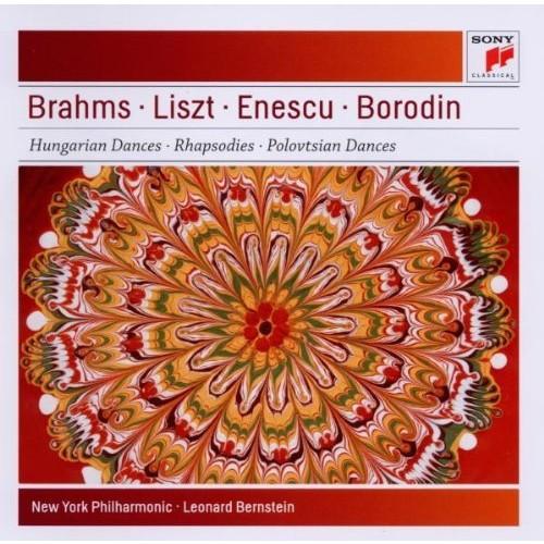 Brahms, Liszt, Enescu & Borodin: Hungarian Dance - Les Preludes - Hungarian Rhapsody - Romanian Rhapsody - Polovtsian Dances