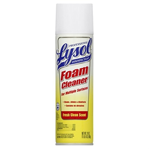 Disinfectant Foam Cleaner, 24 oz. Aerosol - 2775