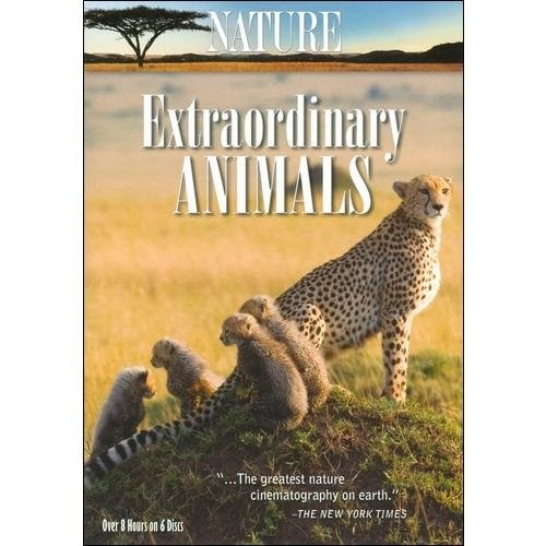 Nature: Extraordinary Animals: Narrated By F. Murray Abraham (5/6 DVDs), WNET- Nature: Movies & TV