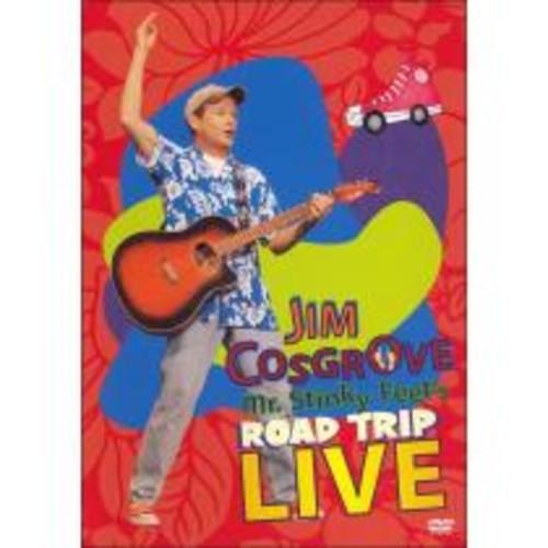 Jim Cosgrove: Mr. Stinky Feet's Road Trip Live [DVD] [2006]