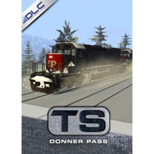 Train Simulator Donner Pass Add-On [Digital]