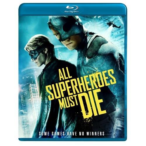 All Superheroes Must Die [Blu-ray]: James Remar, Lucas Till, Jason Trost: Movies & TV