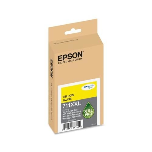 Epson XXL Yellow Ink Cartridge EPST711XXL420