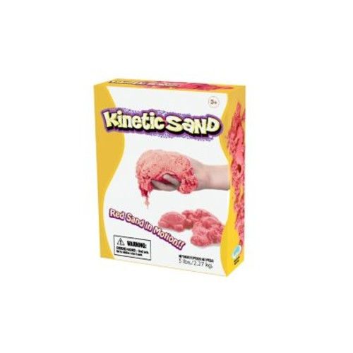 Relevant Play Kinetic Sand - Red (WAB150303)