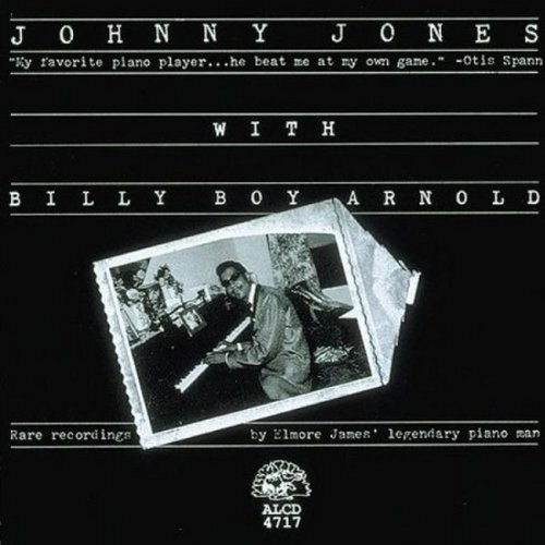 Johnny Jones with Billy Boy Arn