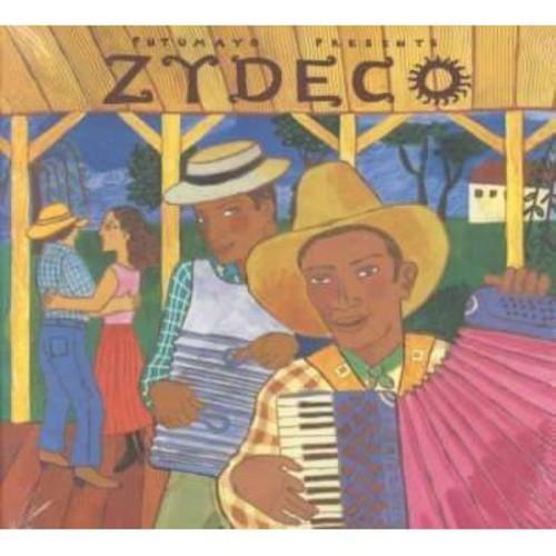 Putumayo presents - Zydeco (CD)